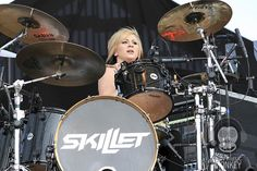 Skillet Band Member Jen Ledger | Recent Photos The Commons Getty Collection Galleries World Map App ...