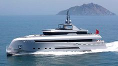 World Superyacht Awards – M Tri-deck Semi-Displacement or Planing Motor Yachts shortlist