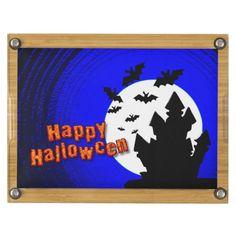 Happy Halloween 1 Rectangular Cheeseboard