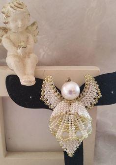 Angelo Geniel weaving bead Angel Geniel 2015 by GraziellaMalara