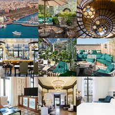 Which hotel is best? Great Hotel, Hotel Deals, Gallery Wall, Mansions, Luxury, House Styles, Home Decor, Decoration Home, Room Decor