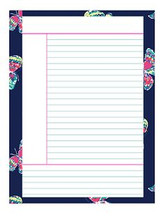 Free Note Taking Printable- love this!! ....Follow for Free…