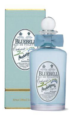 Bluebell eau de toilette.