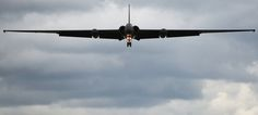 Landing a Lockheed U-2 Isn't for the Faint-Hearted