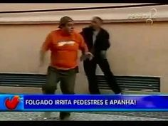 #AtorMarquinhos #HiddenCamera #JoãoKléber(Person) #Pegadinha #PegadinhadoJoãoKléber #PegadinhasdoJoãoKléber #pegadinhastardequente #RedeTV!(BusinessOperation) #TardeQuente #um Pegadinha do João Kleber - Deixa eu dar um tapinha no seu cigarro?