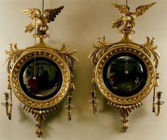 seersuckerandmagnolias:    scurvyoaks:    American, c. 1800. Wow! (Bernard & S. Dean Levy)    Beautiful.