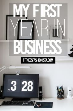 My First Year In Business- Blogging and being in business can be hard.  Here is what my first year in business full time looked like,
