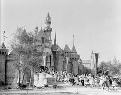 For Walt Disney's 114th birthday, an exclusive look into the history of the studio.