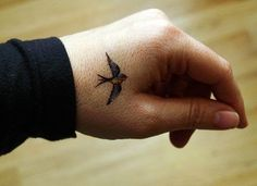 Top 5 Sparrow Tattoo Designs