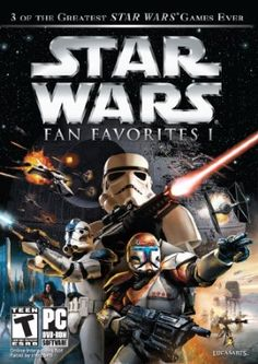 Star Wars Fan Favorites I Your #1 Source for Video Games, Consoles & Accessories! Multicitygames.com