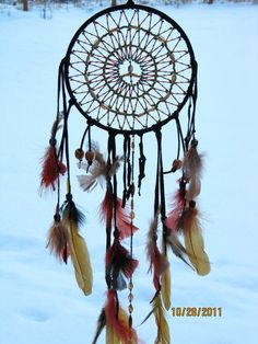 Dreamcatcher by ANNIESCURIO on Etsy, More from my cousin <3