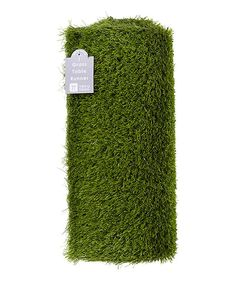 Another great find on #zulily! Mix & Match Faux Grass Table Runner by Talking Tables #zulilyfinds