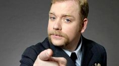 Rufus Hound on Life, Spasms of Joy & Facial Hair