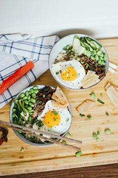 33 Rice Bowl Recipes that are Flavor Packed - An Unblurred Lady - Food: Veggie tables Healthy Eating Tips, Clean Eating, Healthy Recipes, Healthy Food, Kale Recipes, Chickpea Recipes, Yummy Food, Eggplant Recipes, Roast Recipes