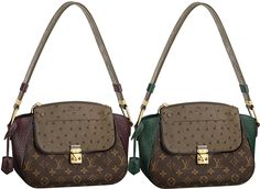 4daf2fbc4a36 Majestueux Shoulder Bag Louis Vuitton Monogram Majestueux Collection Louis  Vuitton Handbags Sale