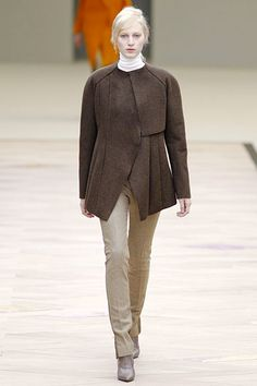 Celine I'm too short to wear longer coats...this would be a better length!