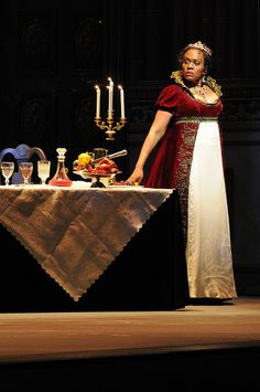 Tosca, Lisa Daltrius at Seattle Opera (loved this production)