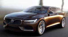 Trois concepts-cars pour annoncer le futur de Volvo