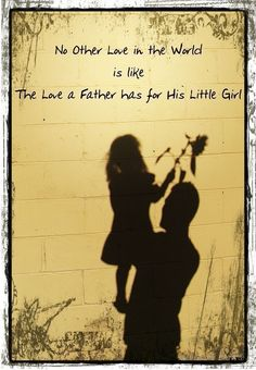 "Check out these cutest and lovely father and daughter quotes. Top 55 Father Daughter Quotes With Images ""In the darkest days, when I feel inadequate, unloved and unworthy, I Daddy Daughter Quotes, Father And Daughter Love, Daddy Daughter Dance, Fathers Love, Father Father, Being A Father, What Is A Father, Daddy Daughter Tattoos, Tattoo Ideas"