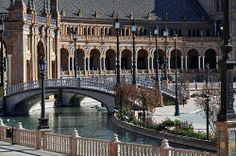 Seville, Alcazar, Plaza de Espana   Barcelona Airport Private Arrival Transfer Excursions in Barcelona Holidays in Barcelona Sightseeing tours, airport transfers, taxi, interpreter and your personal guide in Bar
