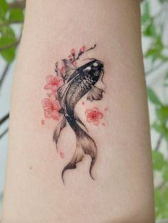 Cute Tattoos, Beautiful Tattoos, Body Art Tattoos, Hand Tattoos, Woman Tattoos, Anime Tattoos, Badass Tattoos, Tatoos, Pisces Tattoo Designs