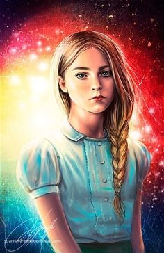 Hunger Games Fan Art / Prim