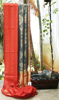 South Silk (Tussar) L03858 | Lakshmi