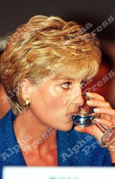 Princess Diana in Rimini, Italy