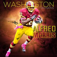 Alfred Morris graphics by justcreate Sports Edits
