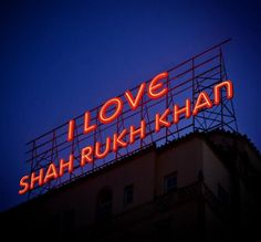 I Love SRK ♡ Shahrukh Khan...Yes I do!!!And that is all!!!!