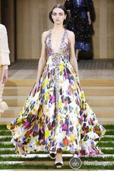Chanel Haute Couture весна-лето 2016