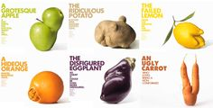The Inglorious Fruits and Vegetables