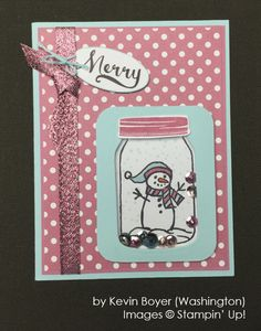 by Kevin Boyer, Stampin' Up!