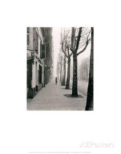 Paris  Avenue de Chatillon
