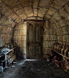 root cellar entrances - Google Search
