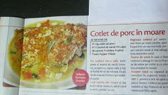 In Bucatarie La Sidy: Friptura( cotlet) de porc copt in zeama de varza ( moare) Multicooker, Pancakes, Breakfast, Crepes, Griddle Cakes