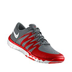 Nike Free Trainer 5.0 V6 AMP Alabamarolltide.net Exclusive 'Roll Tide' Men's Training Shoes