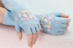 Перчатки Chanel / Перчатки и варежки / Своими руками - выкройки, переделка одежды, декор интерьера своими руками - от ВТОРАЯ УЛИЦА