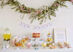 ... + Nina Designs + Parties: FIESTAS REALES: TEA PARTY INSPIRADO EN ALICIA EN EL PAÍS DE LAS MARAVILLAS