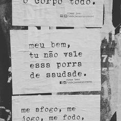 vale nada.  facebook.com/ondejazzmeucoracao - link clicável na bio.  #ondejazzmeucoracao  #streetartsp #011 #artederua #intervençãourbana #splovers #vozesdacidade #lamblamb #sp #lambelambe #olheosmuros #osmurosfalam #arteurbana #vinarua #acidadefala #olheosmuros #poesiaderua #asruasfalam #oqueasruasfalam #pelasruas #taescritoemsampa #urbanart #pelosmuros #txturbano #saopaulo #ruaspoeticas #olheasruas #ryaneleao #sp4you #feminismo #serpaulistano
