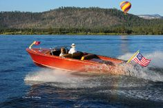 1956 Chris-Craft 23' Continental Chris Craft Boats, Classic Wooden Boats, Old Boats, Speed Boats, Vintage Wood, Awesome, Crafts, Fast Boats, Antique Wood