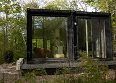 container-studio- maziar-behrooz-architecture Amagansett, Nueva York, Estados Unidos