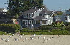 So...this house used to belong to friends of ours.  We spent every Memorial Day there and miss it so much.  Vistamar on Seabright beach