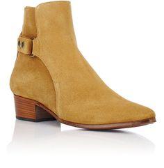 Walk This Way: Falls Saint Laurent Boots