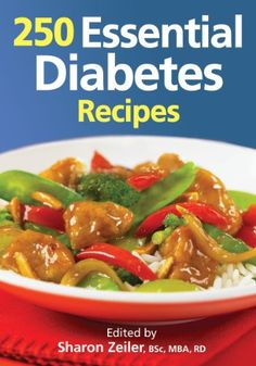 Living in the Kitchen with Puppies: Canada's 250 Essential Diabetes Recipes