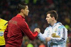 Healthy Competition: The Ronaldo vs. Messi Quiz