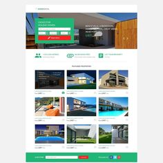 Divine isn't it?   Real Estate Agency Responsive Landing Page Template CLICK HERE! live demo  http://cattemplate.com/template/?go=2f7wQLX  #templates #graphicoftheday #websitedesign #websitedesigner #webdevelopment #responsive #graphicdesign #graphics #websites #materialdesign #template #cattemplate #shoptemplates