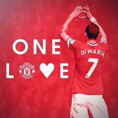 Happy Valentine's Day from #mufc! 14.2.2015