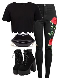 """""""Untitled #825"""" by aaisha123 ❤ liked on Polyvore featuring Ted Baker"""