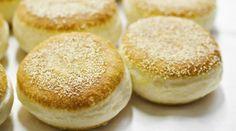 Model Bakery's english muffin recipe